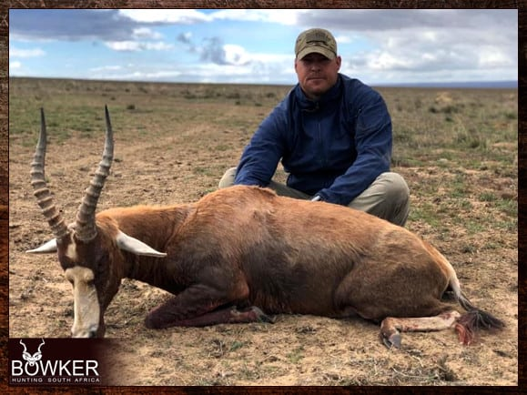 Trophy hunted in the Eastern Cape South Africa