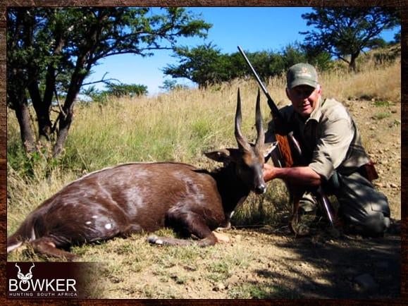 Bushbuck hunting
