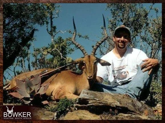 Impala trophy. They can leap up to 10 feet in the air.