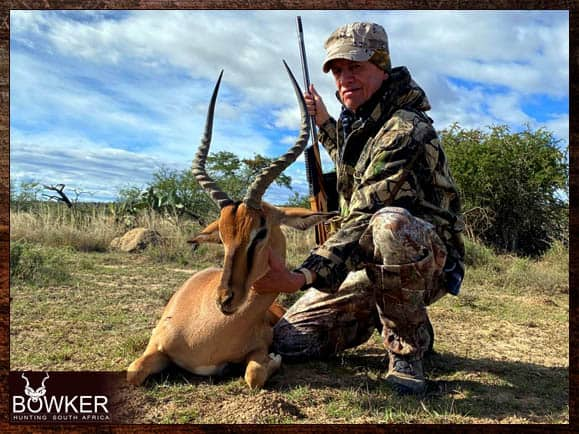 Cull hunting africa