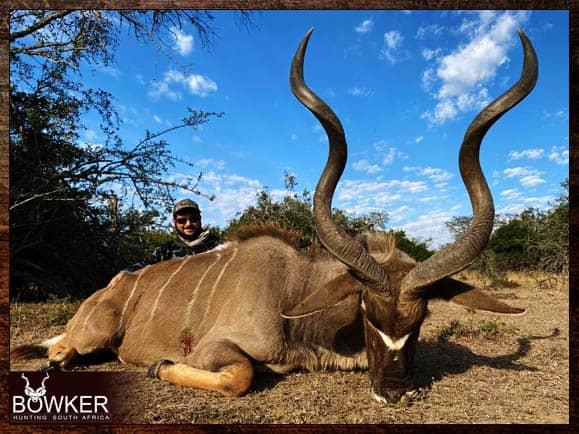 Kudu - Big Game Africa hunt package
