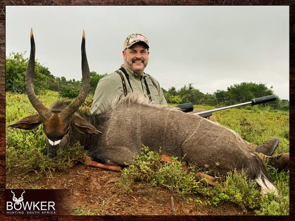 Review of Nick Bowker Hunting - Nyala trophy