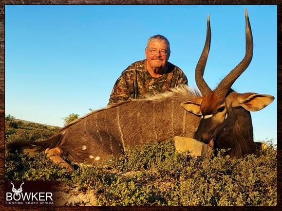 Review of Nick Bowker Hunting - Nyala trophy