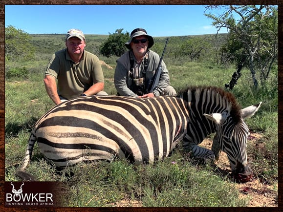 In South Africa, an Outfitter and Guide License is required qualification.
