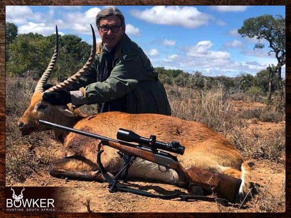Stalking with Nick Bowker in South Africa