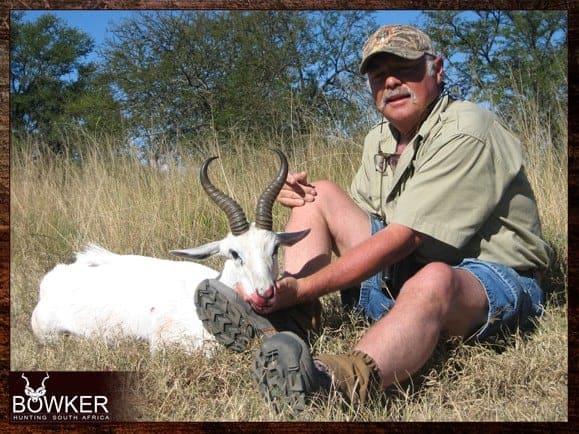 Nick Bowker Hunting