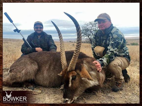 Waterbuck - Big Game Africa hunt package